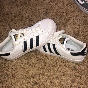 Addidas superstar sneakers